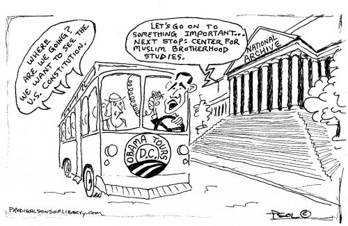 Obama DC Tours  (10-11-2013)