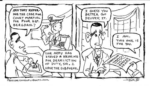 Obama Dereliction of Duty  (06-07-2014)
